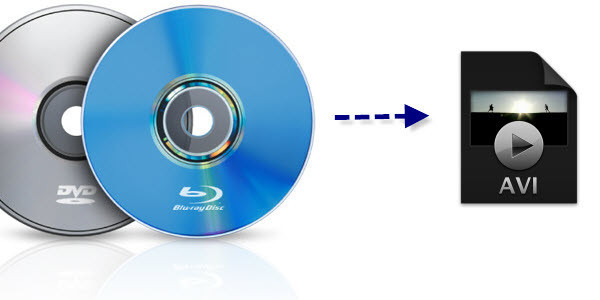 Covertire DVD in AVI