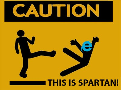 This is Spartan